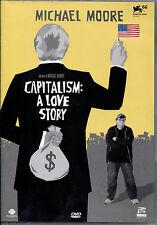 CAPITALISM: A LOVE STORY - DVD NUOVO E SIGILLATO, PRIMA EDIZIONE