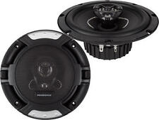 "New Renegade RX62 6-1/2"" 3-Way RX Series Coaxial Speakers (Pair)"