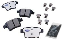 Disc Brake Pad Set-Ceramic Disc Brake Pad Rear Magneti Marelli 1AMV401071
