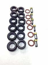 FUEL INJECTOR REPAIR KIT O-RINGS FILTERS GROMMETS 2001-2002 MONTERO 3.5L V6