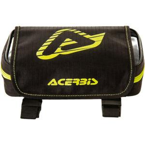 Acerbis MX Black Off Road Motorcycle Dirt Bike Rear Fender Tool Bag