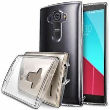 COQUE LG G4 STYLUS INTEGRALE FULL TRANSPARENT SILICONE SOUPLE (TPU)