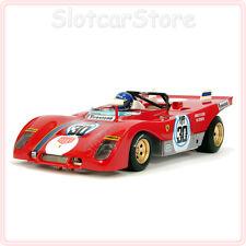"SRC 03101 Ferrari 312PB ""No.30 Peterson"" 1972 1:32 Slotcar Auto analog OSC"