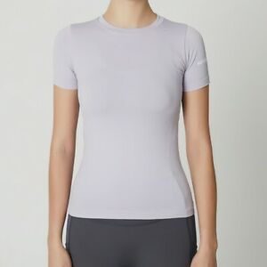 Women's Casual Seamless T-shirt Yoga Fitness Sports Quick-drying Clothes