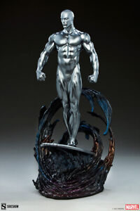 Sideshow Collectibles Marvel Silver Surfer Maquette Statue IN STOCK!!