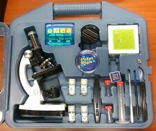 Educational microscope set for children.300x 600x & 1200x Nice present Uk Stock