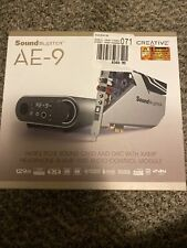 Creative Sound Blaster AE-9 Sound Card (Metallic Gray) BRAND NEW