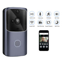 Ring Video Doorbell Pro 720P Wireless Security Camera 2 Way Audio w/ Chime