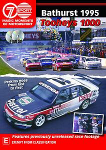 BRAND NEW Magic Moments of Motorsport - Bathurst 1995 (DVD, 2-Disc Set) PREORDER