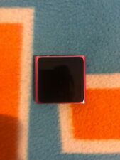 Apple iPod Nano 6th Generation Pink (8GB) - Great Condition! Fast Delivery!