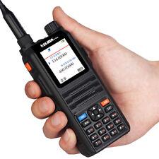5w walkie taklie radio VHFUHF136-174/200-260/400-520MHz handheld twowayradio