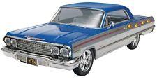 Revell Inc 1:25 1963 Chevy Impala SS 2'n'1 Plastic Model Kit 85-4278 RMX854278