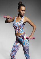 Camiseta deportiva Top Ciclista Jogging Yoga fitness Stretch catytop30