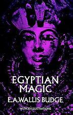 Egyptian Magic, Paperback by Budge, E. A. Wallis, Like New Used, Free shippin...
