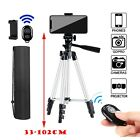 DSLR Flexible Tripod Extendable Travel Lightweight Stand Remote Mobile Control picture