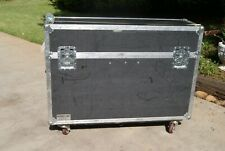 Georgia Case Co. Ata road case. Fitted for one monitor, and acc.