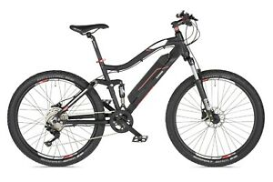 Telefunken E-Bike 27,5 Zoll Mountainbike Pedelec 10 Gang Shimano Aufsteiger M930