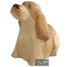 Cocker Spaniel Dog Figure by My Pedigree Pals in Gift Tin 8102PP-CS
