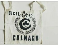 NOS 1970's Team issue Colnago rare old logo musette Super Rene Herse bianchi