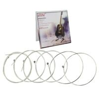 IRIN A110 6PCS Folk Acoustic Guitar Strings Metal String Guitar Parts Acces V4J2