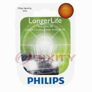Philips Instrument Panel Light Bulb for Triumph TR7 1975-1982 Electrical ia