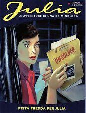 Julia 204.Pista fredda per Julia.Sergio Bonelli Editore