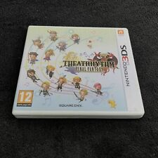 Nintendo 3DS Theatrhythm Final Fantasy FAH Quasi neuf