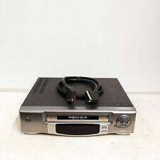 Sanyo VHR-778E Nicam Hi-Fi Stereo VHS Video Cassette Recorder/Player  *Tested*