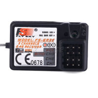 Standard FS-GR3E 2.4Ghz 3-Channel Receiver for Rc Car Auto Boat