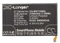 EU20, SNN5924A Battery For MOTOROLA DROID MAXX 4G LTE,  XT1080, XT1080M