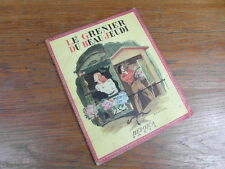 ENFANTINA vintage / LE GRENIER DU BEAU JEUDI ill. CHAZELLE ed HEROICA 1946