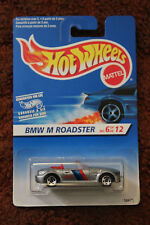 1997 Hot Wheels Bmw M Roadster International 3 language First Editions variant