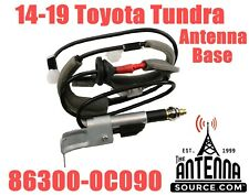Replacement Antenna Base - Fits: Toyota Tundra (2014-2020) - 86300-0C090