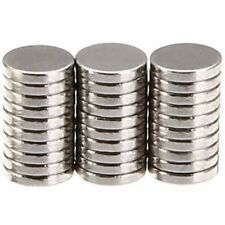 100x/set NEW 5x1mm Neodymium Disc Big Strong Rare Earth N35 Small Fridge Magnets