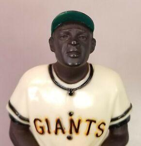 1958-1963 Willie Mays Baseball Hartland Statue San Francisco Giants Near Mint