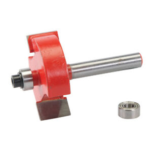"""Hm Rebating Cutter D 35 X Sl 12,7 with Shaft 6,35mm (1/4 """") , Falztiefe 13mm"""