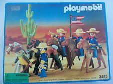 Playmobil #3485 U.S. Cavalry Very Rare Collectors Item 1992 Unopened