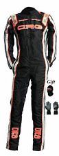 CRG 2015 Black Edition Kart race suit CIK/FIA Level 2 (Free gifts)