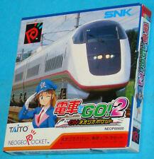 Densha de GO! 2 - Snk Neo Geo Pocket - JAP Japan