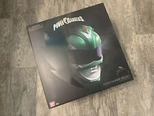 Bandai Mighty Morphin Power Rangers Green Ranger Legacy Helmet