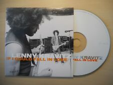 LENNY KRAVITZ : IF I COULD FALL IN LOVE [CD SINGLE]