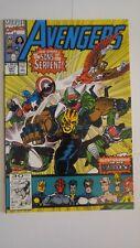 Avengers #341 November 1991 Marvel Comics Endgame