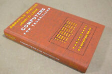 1972 Minicomputer Architecture & Servicing 450pgs Core Memory DEC PDP-8 HP-2116A