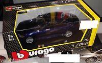 BBURAGO Burago 1/24 1-24 ALFA ROMEO nuova GIULIA quadrifoglio veloce super turbo