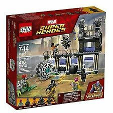LEGO 76103 Super Heroes Marvel Avengers Movie NEW FACTORY SEALED