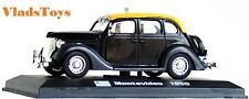 Amercom 1:43 Taxis of the World Ford V8 – Montevideo, 1950 ACTX02a USA Dealer