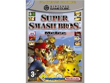 # Super Smash Bros. melee (alemán) Nintendo GameCube/GC juego-Top #