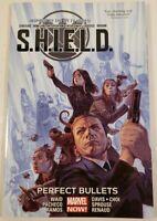 2015 Marvel Comics S.H.I.E.L.D. Perfect Bullets TV Series Graphic Novel Vol. 1
