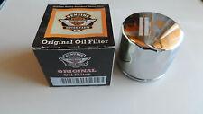 Genuine Harley-Davidson Chrome Oil filter XL 79-84 FLH 82- 84 63782-80