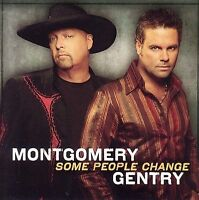 Montgomery Gentry : Some People Change [australian Import] CD (2006)